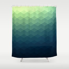 Fathomless Shower Curtain