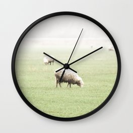 BaBa Wall Clock