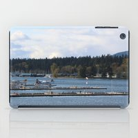 vancouver iPad Cases featuring Vancouver Harbour by RMK Photography