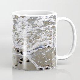 Pebbles on the beach Coffee Mug