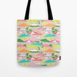 Palm Springs - poolside Tote Bag