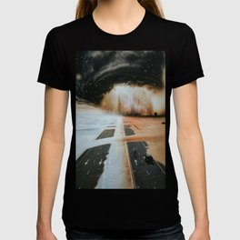 Extreme weather in Dubai by GEN Z T-shirt