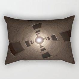 Chambord Castle - Stairs Rectangular Pillow