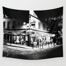 Café le Nazir (Montmartre; Paris) Wall Tapestry