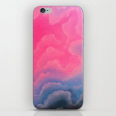 Sky of Wonder and Excitement iPhone & iPod Skin