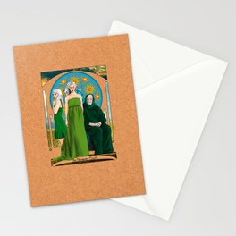 The Summer Court of the Sidhe Stationery Cards