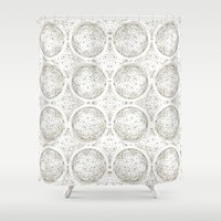grace Shower Curtains featuring grace by EnglishRose23