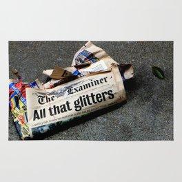 All That Glittered Rug