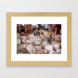 Market 4 Framed Art Print