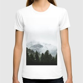 The Way Through The Woods T-shirt