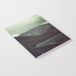 The Road Less Traveled Notebook
