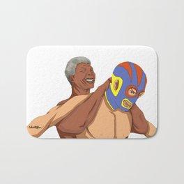 Full Nelson Mandela Bath Mat