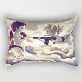 TWISTED RELATIONSHIPS Rectangular Pillow