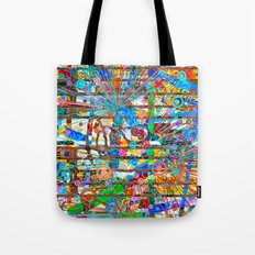 Catherine (Goldberg Variations #30) Tote Bag