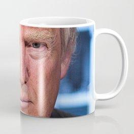 Portrait of President Donald J. Trump Coffee Mug