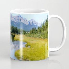 Rocky Mountain Reflection Coffee Mug