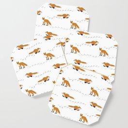 Fox Tracks Coaster