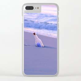 From The Heart Clear iPhone Case