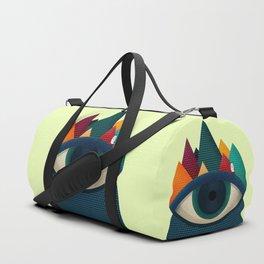 068 - I've seen it owl Duffle Bag