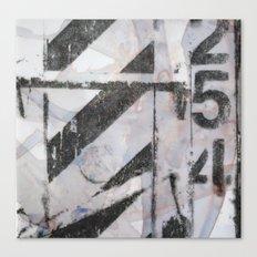 Dumpster 254 Canvas Print