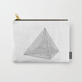 DMT TETRAHEDRON Carry-All Pouch