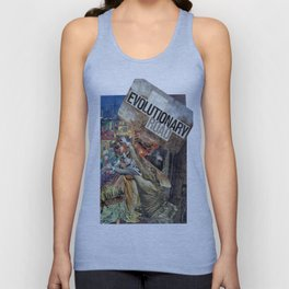 The Evolutionary Road Unisex Tank Top
