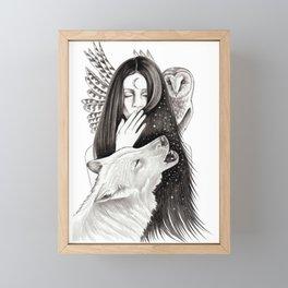 Ritual Framed Mini Art Print