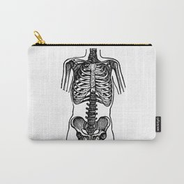 Bones. Carry-All Pouch