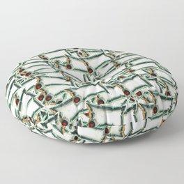 Bag on Floor Pillow
