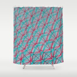Surreal Montreal 8 Shower Curtain