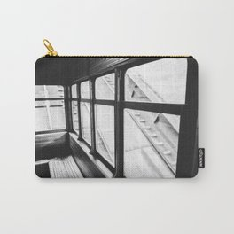 Pittsburgh Incline B+W Carry-All Pouch