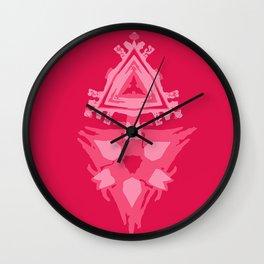 SIGN OPEN HEART Wall Clock