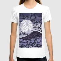 cracked T-shirts featuring Cracked by Mel Moongazer