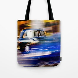 Taxi Light Tote Bag