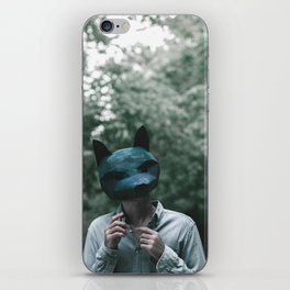 Foxman iPhone Skin