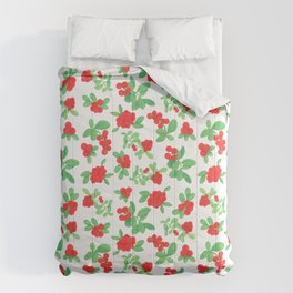 Lingonberry Comforters