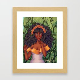 Dulcea Serrao Framed Art Print