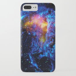 Veil Nebula iPhone Case