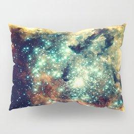 galaxy nebula stars Pillow Sham