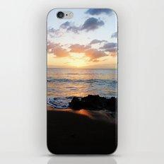 Sunset @ Rincon iPhone & iPod Skin
