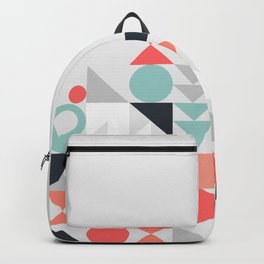 Modern Geometric 29 Backpack