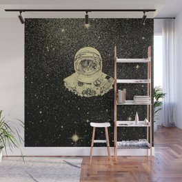 Cat Armstrong Need More Space Wall Mural