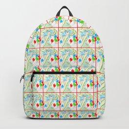 Birthday Joy for Shi Shi Backpack