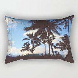 Cali Palms Rectangular Pillow