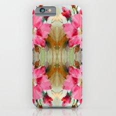 Floral Ribbon Slim Case iPhone 6s