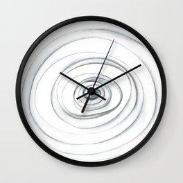Noticing Wall Clock