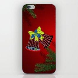 Christmas Bells iPhone Skin