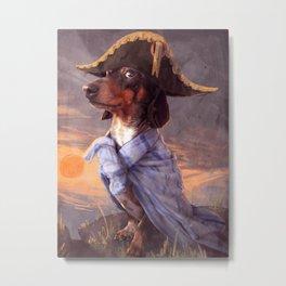 Little Napoleon Metal Print