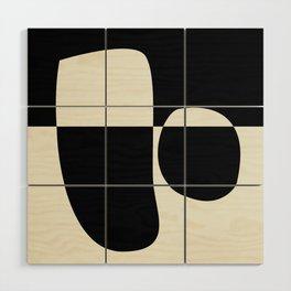 // Reverse 02 Wood Wall Art
