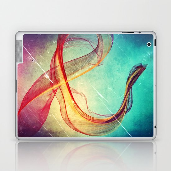Travelling Laptop & iPad Skin